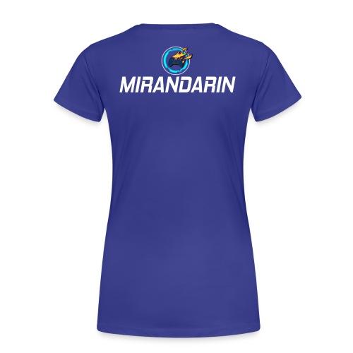 Crew Shirt (Mirandarin) - Women's Premium T-Shirt