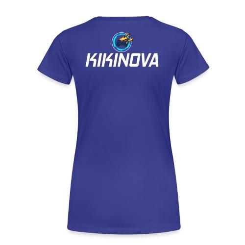 Crew Shirt (KiKiNova) - Women's Premium T-Shirt