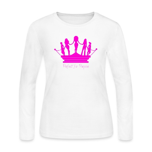 #P4P long sleeve - Women's Long Sleeve Jersey T-Shirt