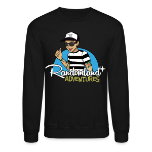 Randomland Adventures SweatShirt! (Men/Unisex) - Crewneck Sweatshirt