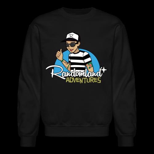Randomland Adventures SweatShirt! (Men/Unisex) - Crewneck Sweatshirt