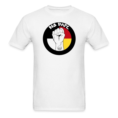 NoDAPL (Mens Tee) bv Kardena Manycows - Men's T-Shirt