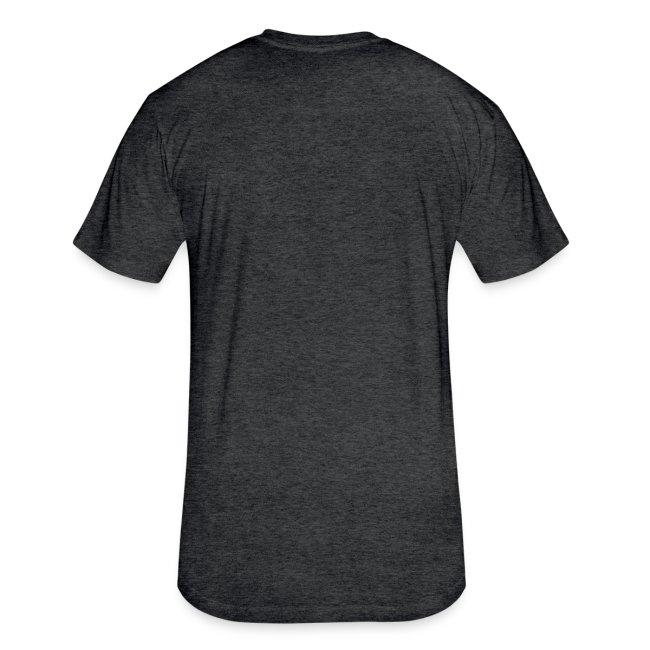 Capricorn Sun Fitted Cotton/Poly T-Shirt by Next Level
