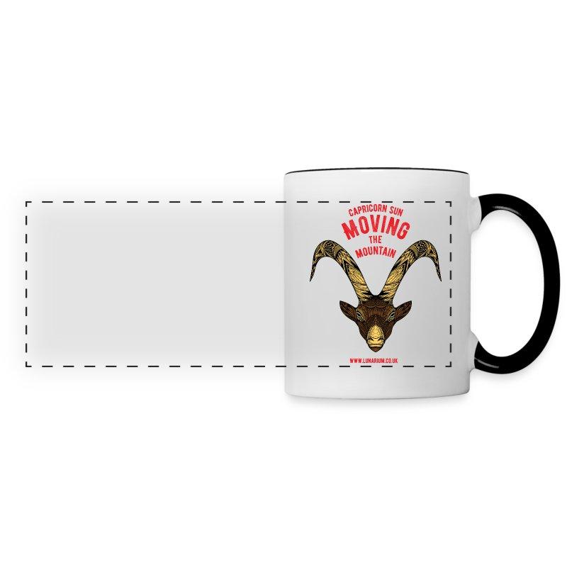 Capricorn Sun Panoramic Mug - Panoramic Mug