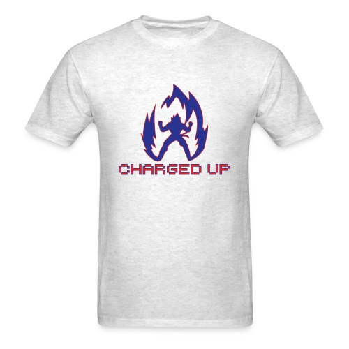 Charged Up (Men's) - Men's T-Shirt