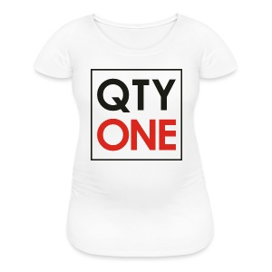 QTYONE Women's Maternity T-Shirt - Women's Maternity T-Shirt