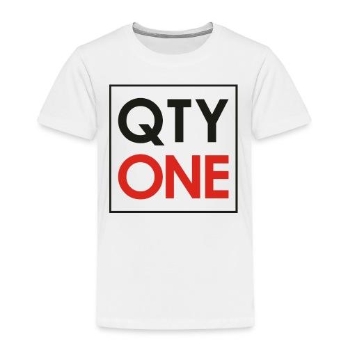 QTYONE Toddler Premium T-Shirt - Toddler Premium T-Shirt