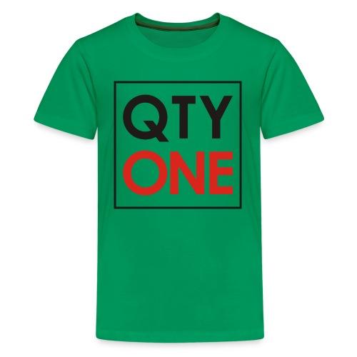 QTYONE Kids' Premium T-Shirt - Kids' Premium T-Shirt