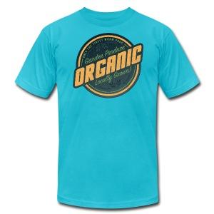 ORGANIC Garden Produce - Men's Fine Jersey T-Shirt