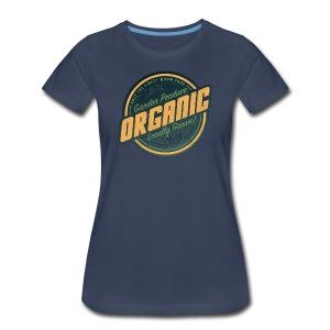 ORGANIC Garden Produce -Premium Tee - Women's Premium T-Shirt