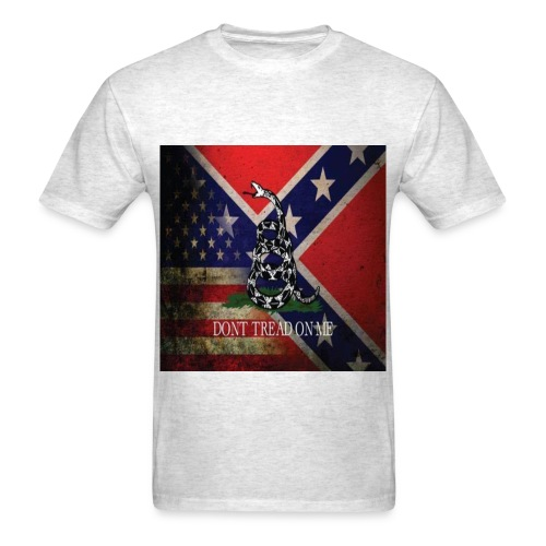 all in one - Men's T-Shirt