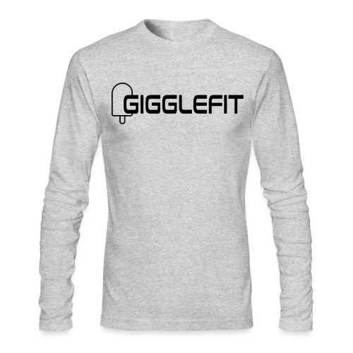 Gigglefit IceCream Premium Long Sleeve - Men's Long Sleeve T-Shirt by Next Level