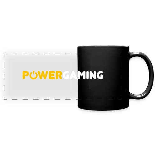 Power Gaming Mug - Full Color Panoramic Mug