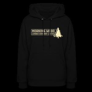 Morning Wood Lumber Company Women's Hoodie - Women's Hoodie