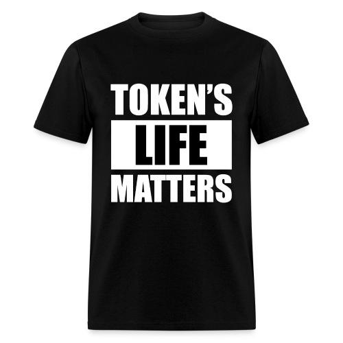 South Park: TOKEN'S LIFE MATTERS T-Shirt (U) - Men's T-Shirt