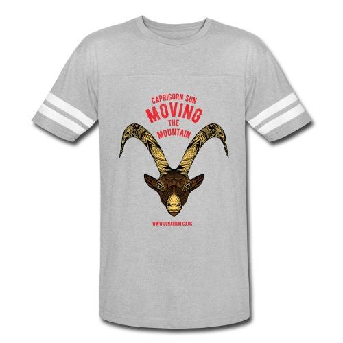 Capricorn Sun Vintage Sport T-Shirt - Vintage Sport T-Shirt