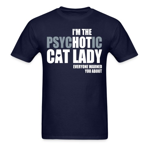 Psychotic Cat Lady