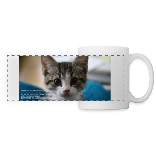 Embassy Cat Mug - Panoramic Mug