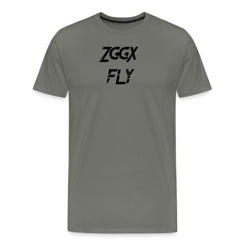 Full Logo basic Tee - Men's Premium T-Shirt