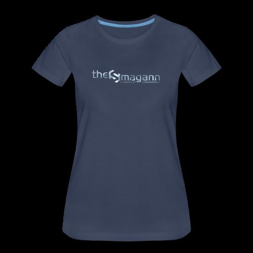 Women's T-Shirt (Full Name Design) - Women's Premium T-Shirt