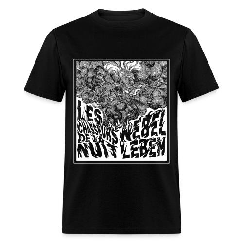 Nebel Leben - white - Men's T-Shirt