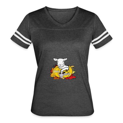 Spooky Woman's Vintage Shirt - Women's Vintage Sport T-Shirt