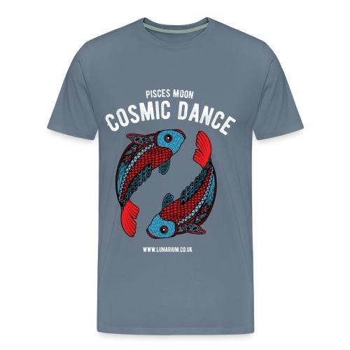 Pisces Moon Men's Premium T-Shirt - Men's Premium T-Shirt