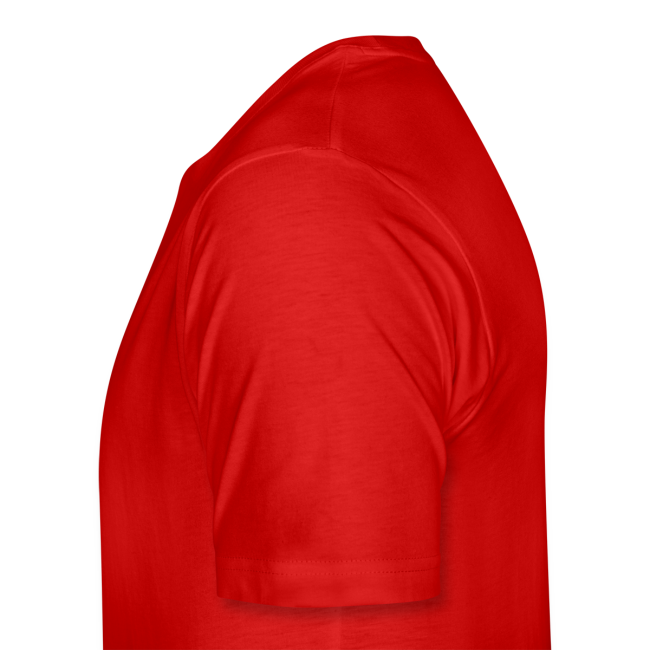 Men's Premium T- w/back, chest logo, & name (Black Glitz)