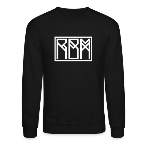 White font crewneck - Crewneck Sweatshirt