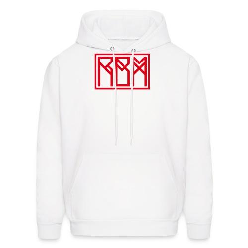 Red font hoodie - Men's Hoodie