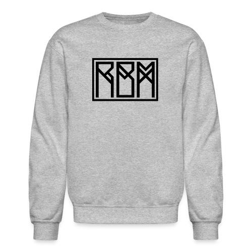Black font crewneck - Crewneck Sweatshirt