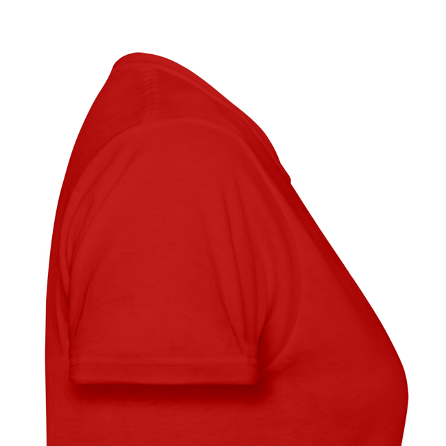 Women's Standard T- w/back & chest logo (Black Glitz)
