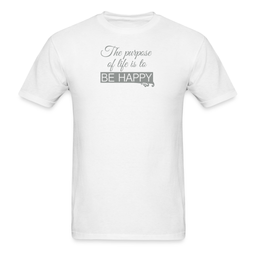 NV: The Purpose of Life - Men's T-Shirt