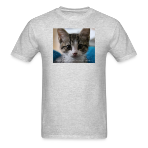 Embassy Cat Tee - Men's T-Shirt