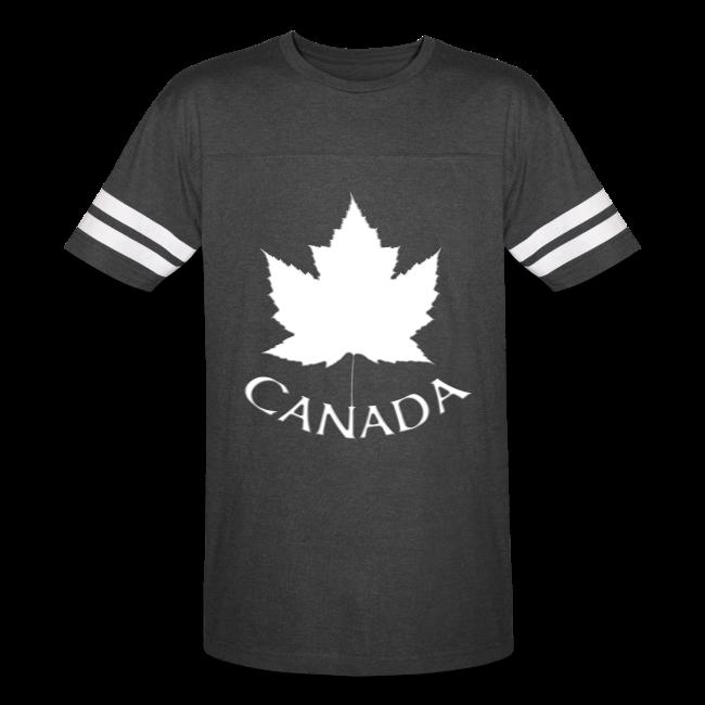 Canada T-shirts Jerseys B & W Canada Souvenir Shirts
