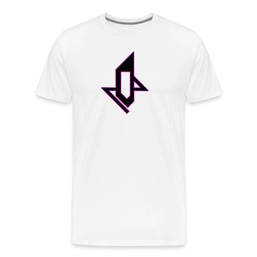Logo hypetech t-shirt - Men's Premium T-Shirt