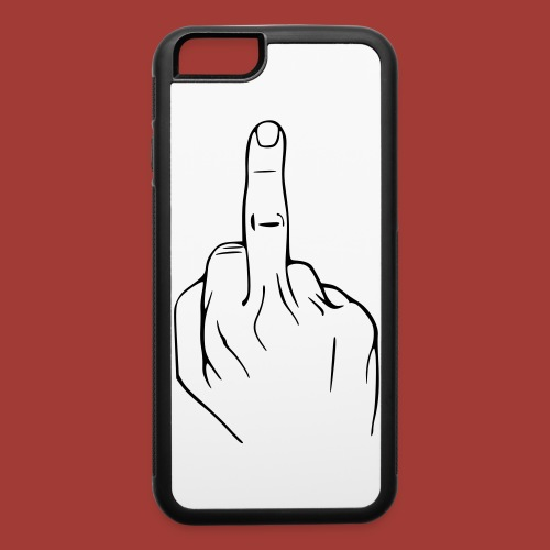 Middle Finger Case - iPhone 6/6s Rubber Case