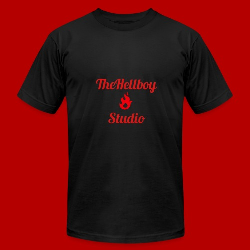 T-Shirt / TheHellboyStudio - Men's Fine Jersey T-Shirt