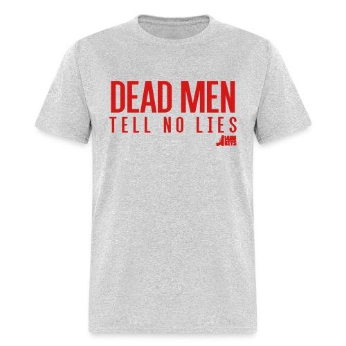 Dead Men Tell No Lies Logo 14 Keys Shirt - Men's T-Shirt