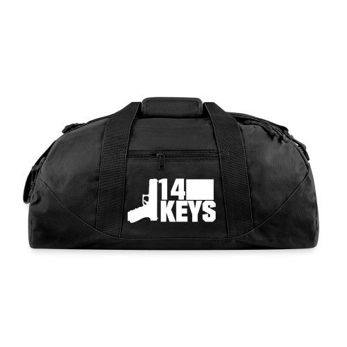 14 Keys Logo Duffle Bag - Duffel Bag