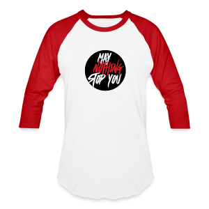 Men's MNSY Baseball tee - Baseball T-Shirt