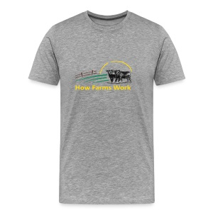 HFW Tee Flexprint (No YouTube logo) - Men's Premium T-Shirt