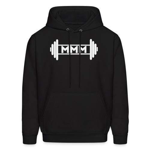Men's Black hoodie classic - Men's Hoodie