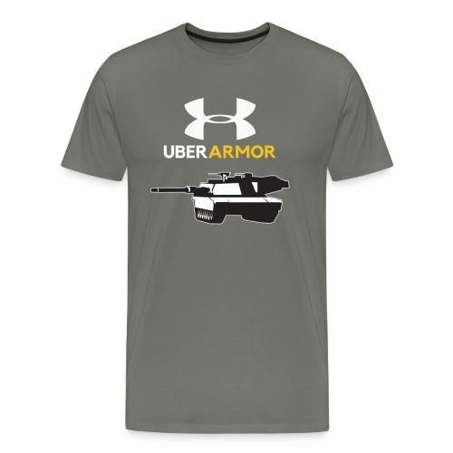 Uber Armor - Men's Premium T-Shirt