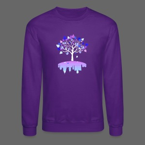 Detroit Winter Tree - Crewneck Sweatshirt