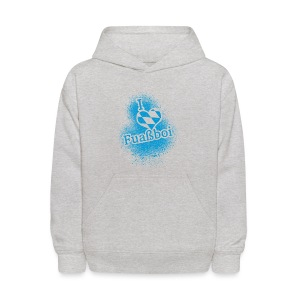 I Love Bavarian Soccer Hoodie - Kids' Hoodie