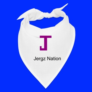 Jergz Nation Bandana - Bandana