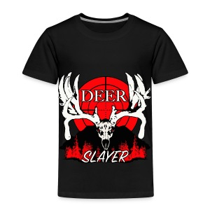 Deer slayer 2 red - Toddler Premium T-Shirt