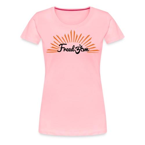 Freedom (Women's) - Women's Premium T-Shirt