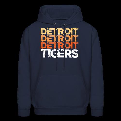 DETROIT TIGERS - Men's Hoodie
